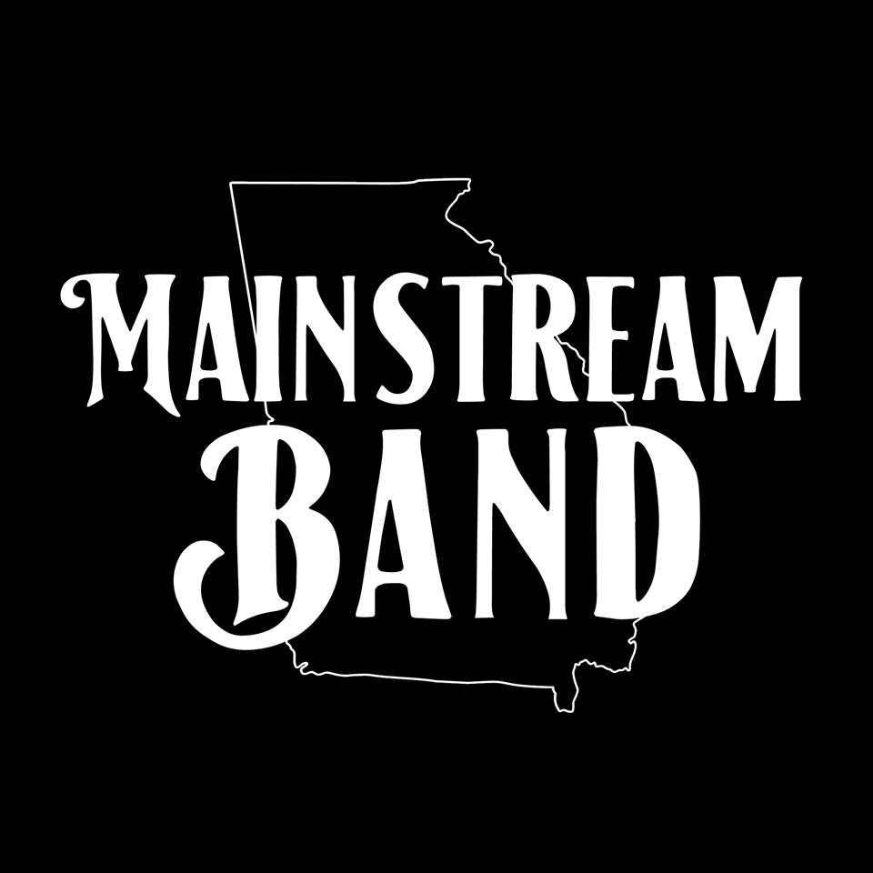 Mainstream Band Logo