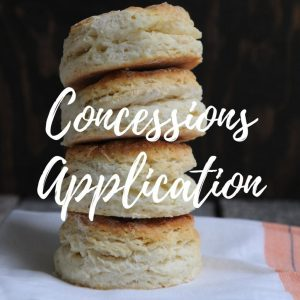 Early Bird Concessions Application
