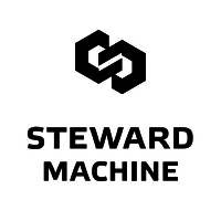 Steward Machine Logo black copy